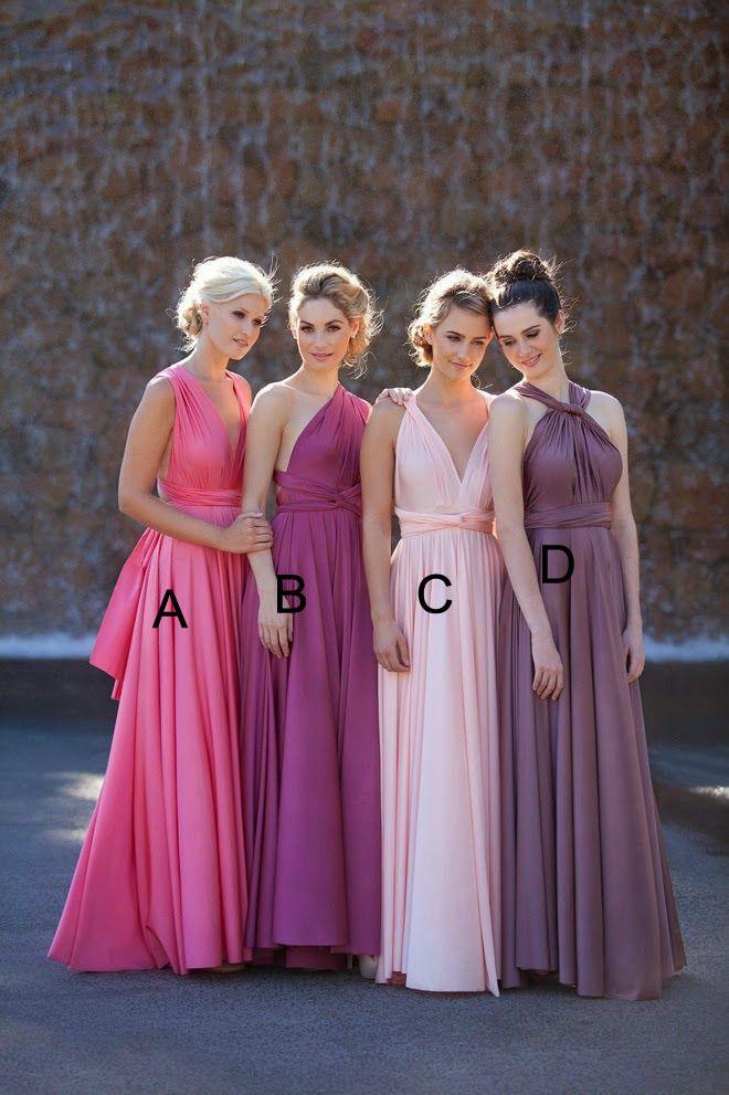 32 best Bridesmaid Dresses images on Pinterest | Bridesmaids, Flower ...