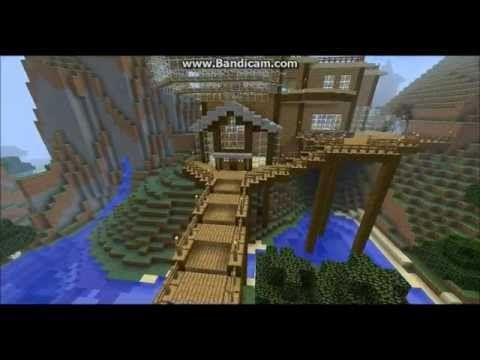 top 2 best minecraft houses