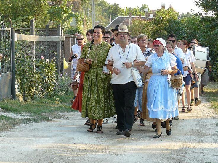 Cserépi falunapok - Pince-, bor- és nótatúra