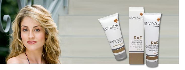 Environ RAD - the best sunscreen in the world....