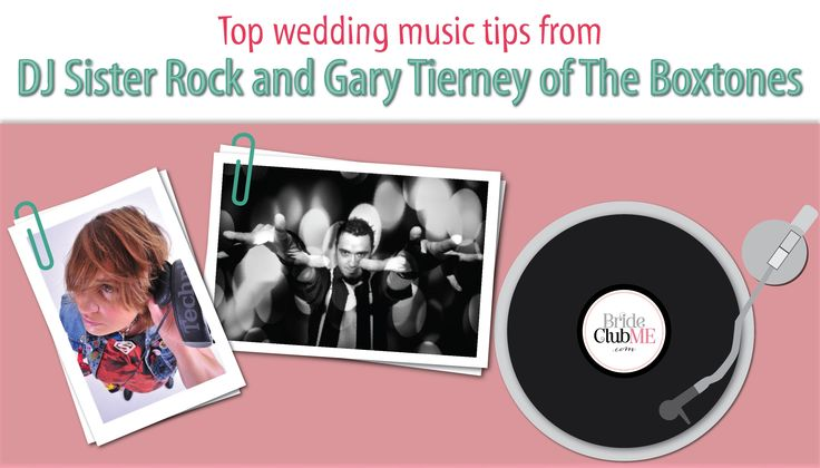 TOP 10 Music Tips For Your Wedding