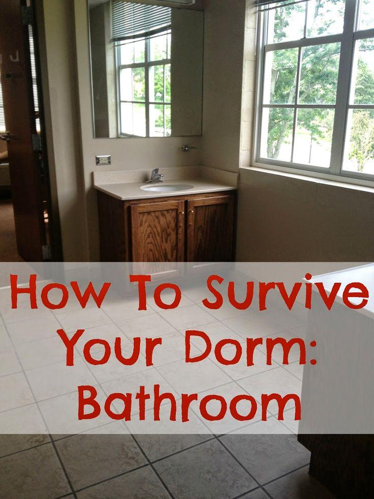 59 best Dorm images on Pinterest | Home, Bathroom organization and DIY