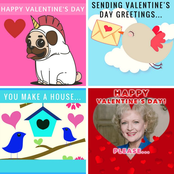 Funny valentine ecards with games!  #valentinesday #ecard #wordgames