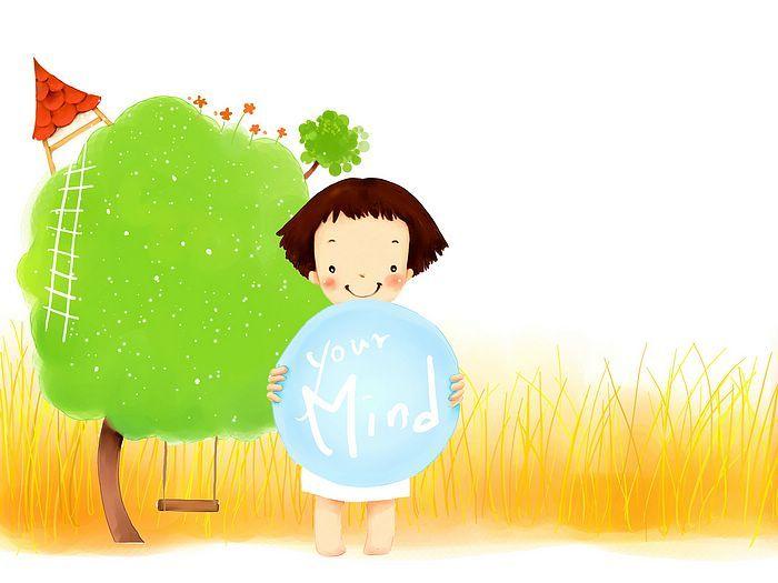 Kim Jong Bok Illustrations(Vol.05) : Sweet Childhood Lovely Girl    - Sweet Childhood - Little Girl Art Illustration 1920*1600 33