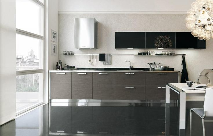 34 best cocina images on pinterest kitchens kitchen for Como disenar una cocina