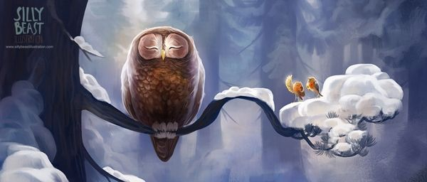 INCREDIBLE ANIMALS BY THERESE LARSSON Therese Larsson is a Swedish Illustrator based in Stockholm