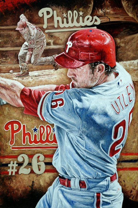 Philadelphia Phillies - Chase Utley