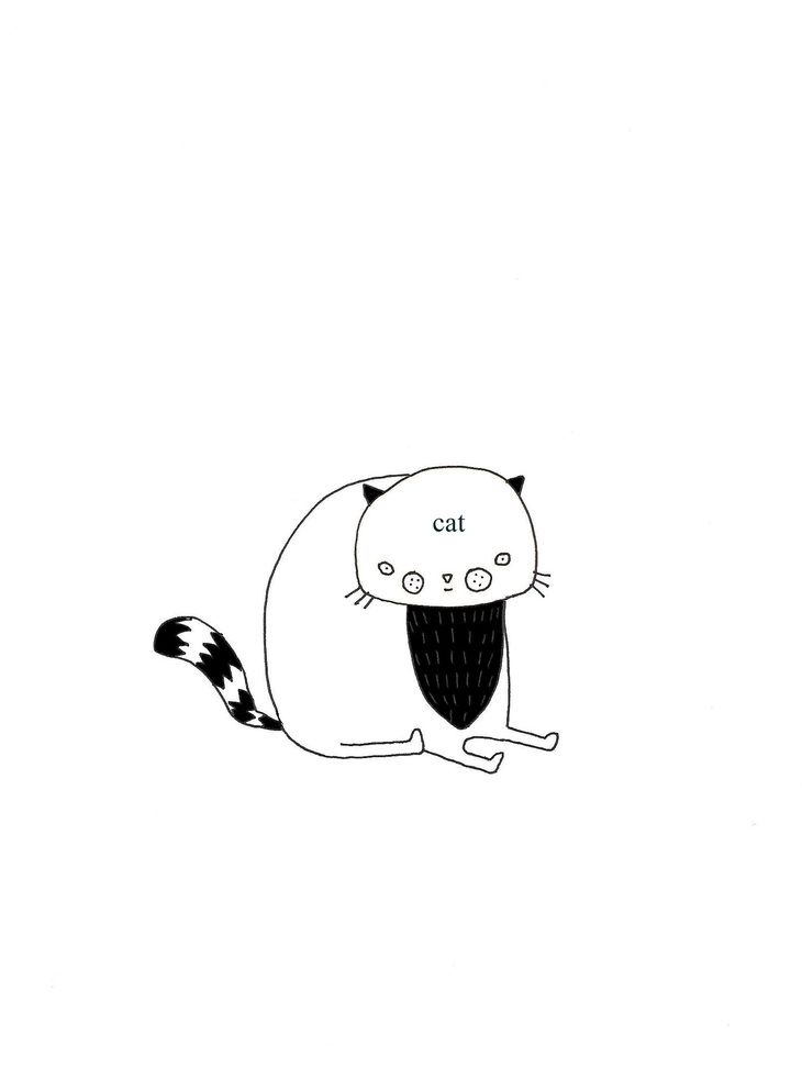 HITRECORD - cat