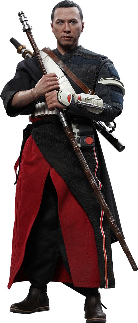 Chirrut Îmwe Sixth Scale Figure by Hot Toys Rogue One: A Star Wars Story - Movie Masterpiece Series $219.99