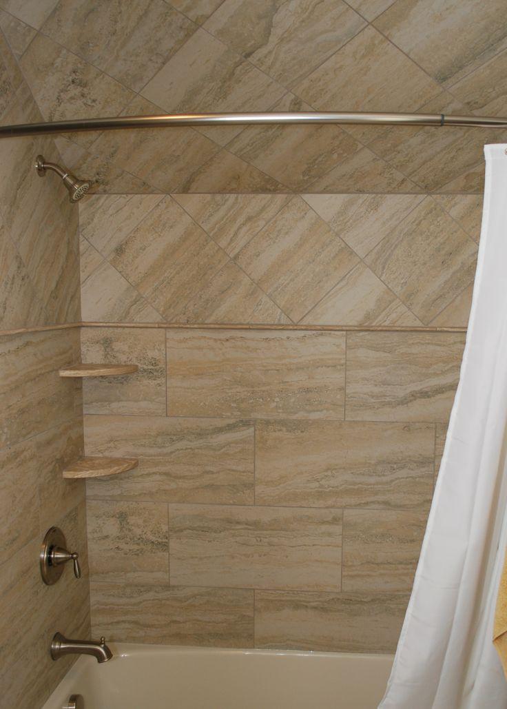 7 best daltile images on pinterest bathroom ideas for Daltile bathroom tile designs
