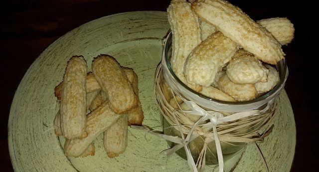 Pitadas De Açúcar...: Biscoitos De Côco
