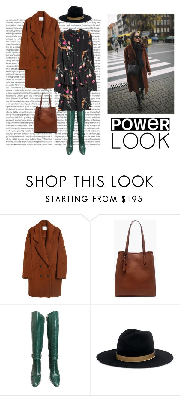"""""""09/12"""" by dorey on Polyvore featuring J.Crew, Gucci and Janessa Leone"""