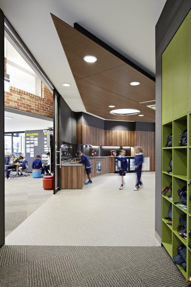St Monica's Primary School - Middle School - CEFPI Australasia: Where great schools begin
