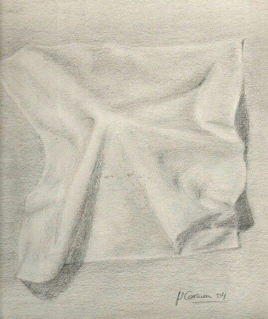 Textura ( lápiz de grafito )