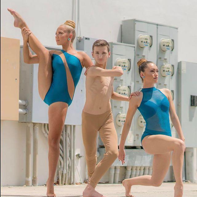 Custom dance costumes...