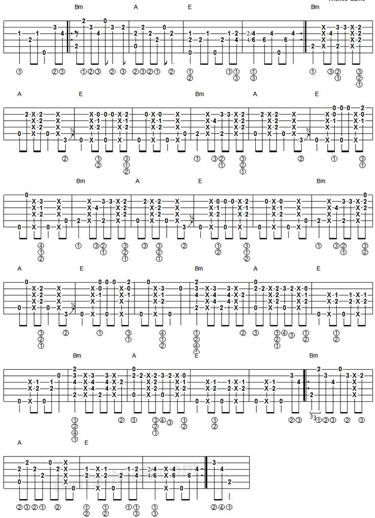 109 best images about guitar tabs on Pinterest : Guitar chords, Sheet music and Hotel california