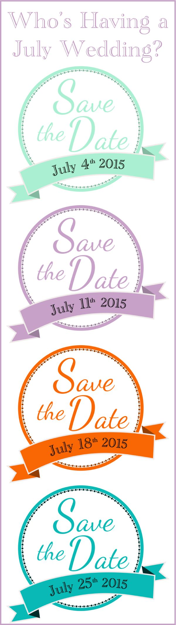 How Great Are These Save The Date Clipart Digital Downloads Just $3 At  #oliverink On