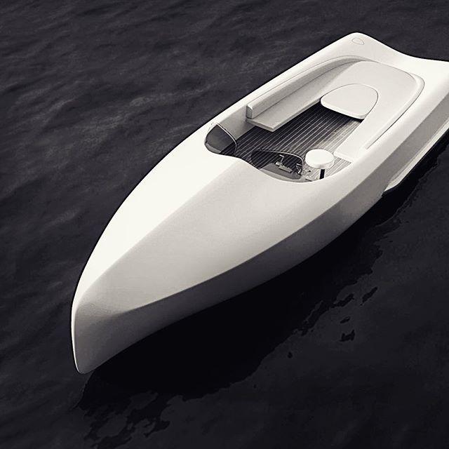 10m Tender Concept #tenderboat #tender #tenderyacht #dayboat #toys #bigtoys…