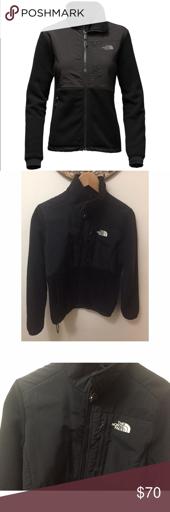 Woman's fleece north face jacket! The north face woman's fleece jacket, used but still in good condition. Please ask questions & make offers! The North Face Jackets & Coats