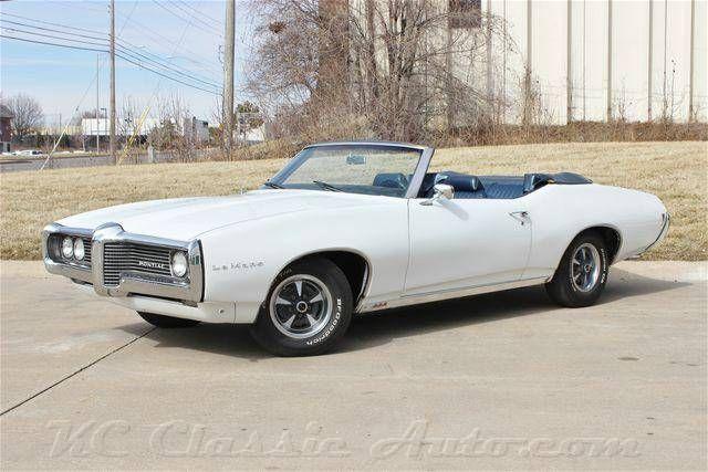 1969 Pontiac LeMans Convertable