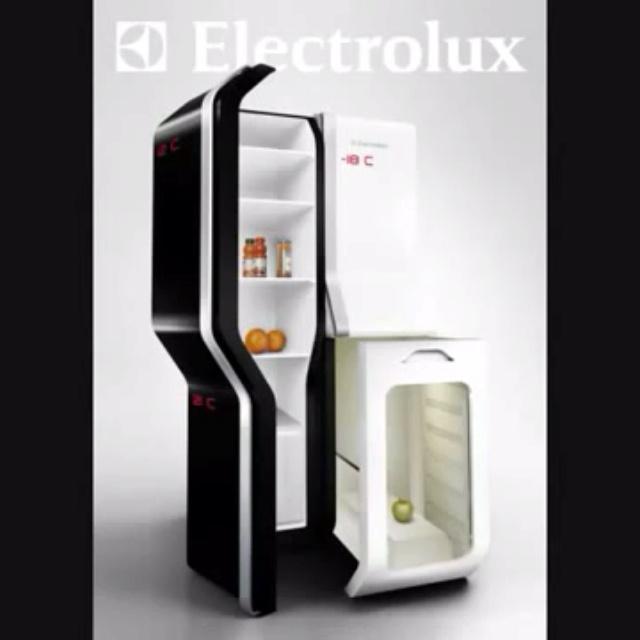 미래형 냉장고