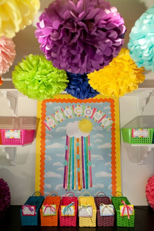 Classroom Birthday Party Ideas : Best images about flower theme classroom on pinterest