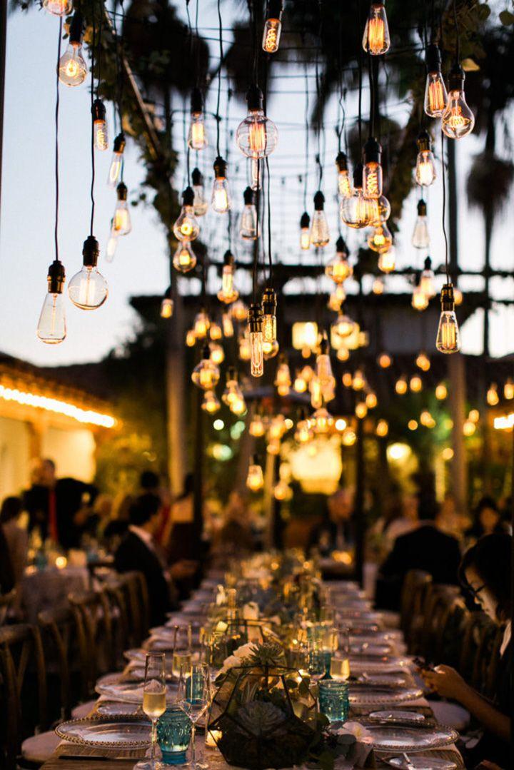 Green u0026 Gorgeous Southern California Wedding 274