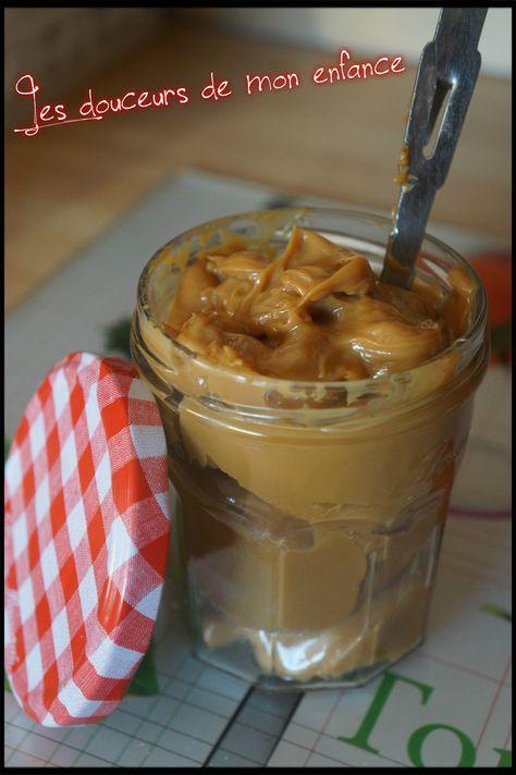 Confiture de lait au cookéo :)