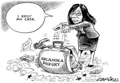 Nkandla Report