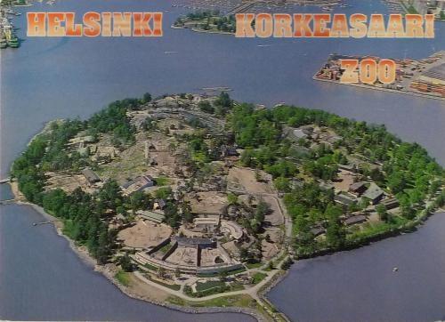 Korkeasaari Zoo, Finland