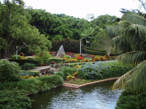 Roma Street Parkland Brisbane #travel #Brisbane