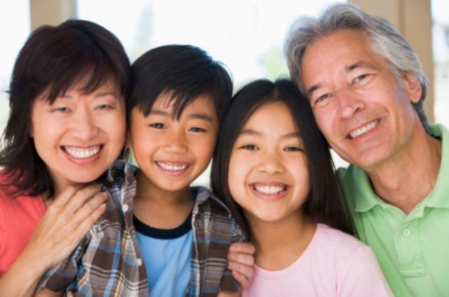 Πολυπολιτισμική οικογένεια