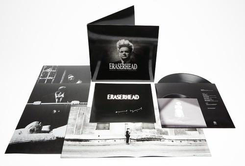 New edition of the Eraserhead OST on vinyl.