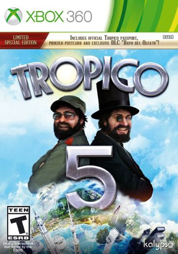 It's got TROPIC in the title, that means near the Equator, no?
