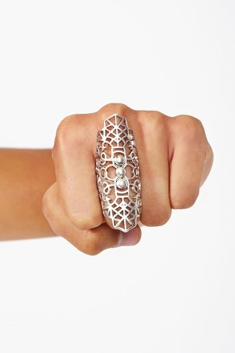 Filigree Knuckle Ring: Filigree Knuckle, 17 Hippie Inspiration, Style, Goddesses, Hippie Inspiration Rings, Filigr Knuckler, Knuckle Rings, Shops Accessories, Knuckler Jewelry