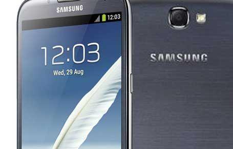 Note II Review - A Samsung Vista Pelos Olhos de Steve Jobs
