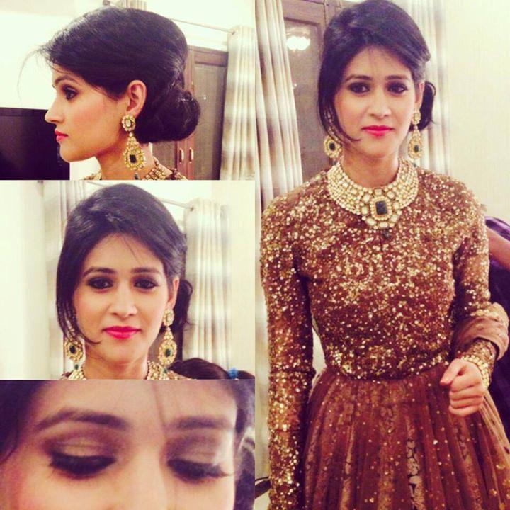 Tejasvini Chander Info & Review | Best Bridal Makeup in Delhi #wedmegood