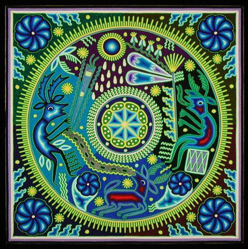 Sam Woolfe: Peyote Art