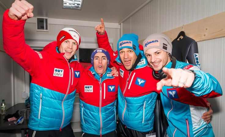 Can't wait to the winter season starts again and see these great ski jumpers back in the hill.