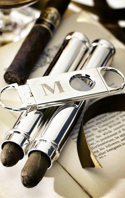Cigar Cutter & Case gift
