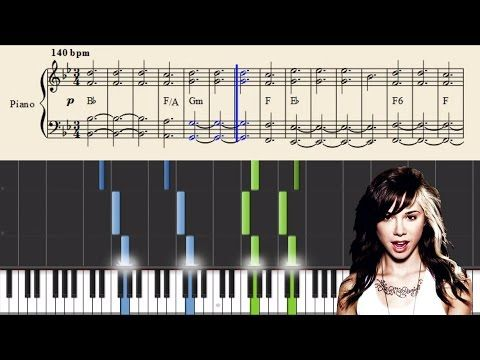 how to play thousand years on piano for beginners