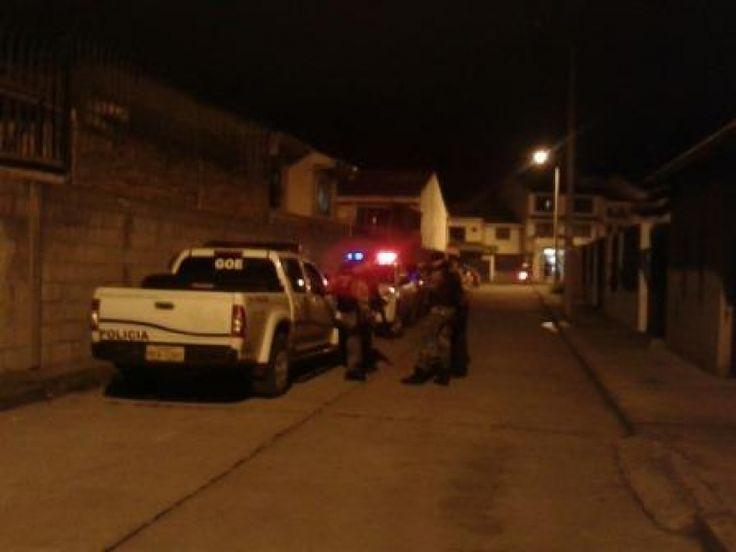 En Quevedo menor de edad detenido por portar Arma de Fuego y robo