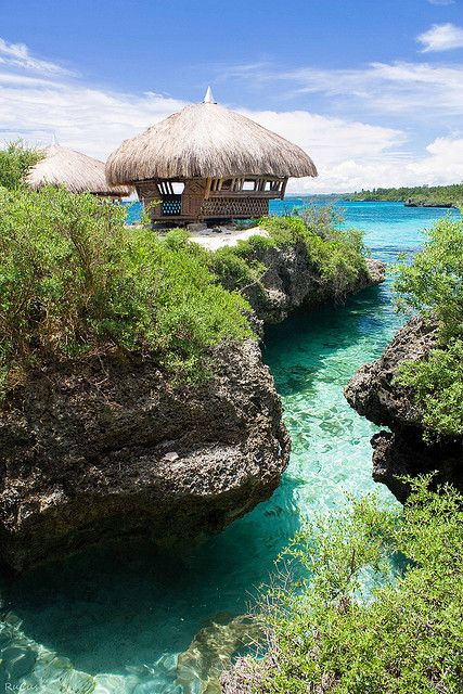 The Rock Resort in Camotes Island / Philippines (by RuCus) - See more at: http://visitheworld.tumblr.com/post/78860947633/the-rock-resort-in-camotes-island-philippines#sthash.fnpoTbCH.dpuf It's a beautiful world