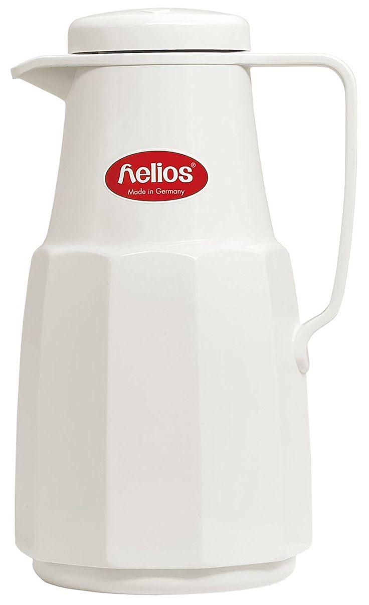 Amazon|helios[ヘリオス] 卓上魔法瓶 ベーシック 1.0L 064347|保温卓上ポット オンライン通販