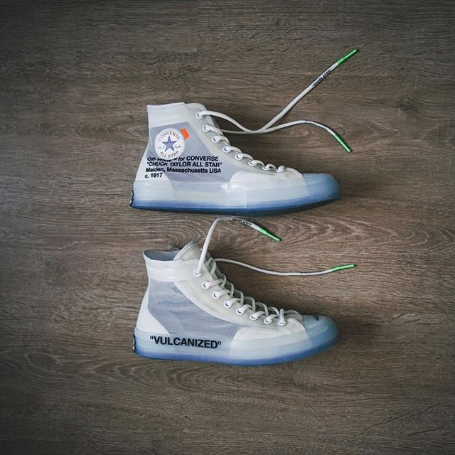 Closer Look At 2018 S Converse X Off White Release Cop Or Drop