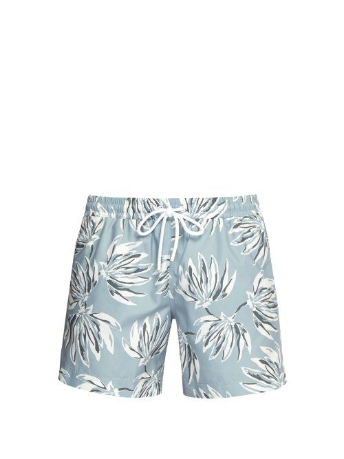 cfc513ebea COMMAS Banana leaf-print swim shorts. #commas #cloth | Commas | Swim ...