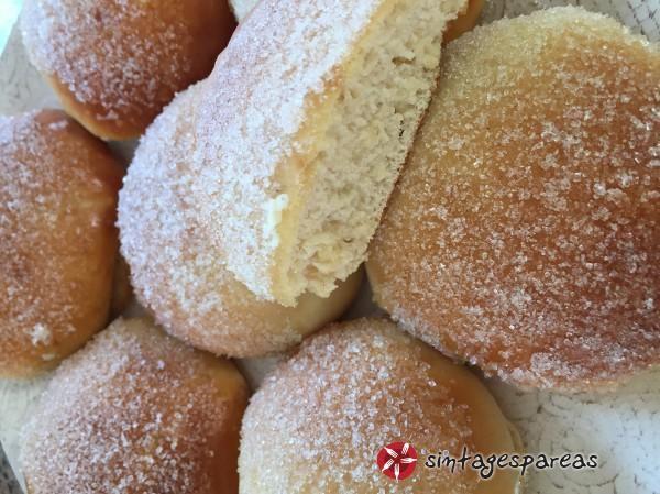 Αφράτα ντόνατς φούρνου #sintagespareas #donutsfournou