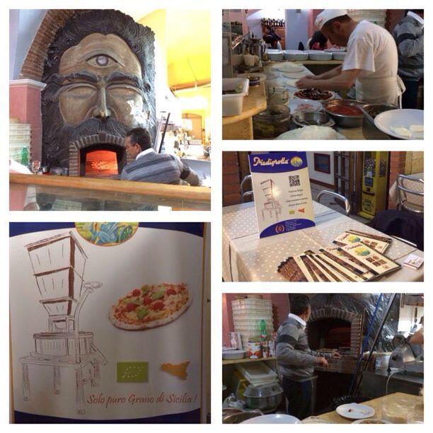 Pizza Siciliana! powered by Molini Riggi Caltanissetta e Pizzeria Pellegrino (Acitrezza)