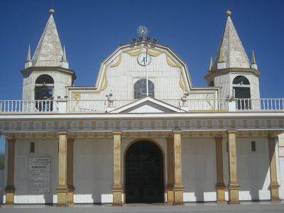 BAILES DE LA TIRANA: Templo de la Tirana