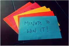 What's in my Primary Chorister Bag - singing time idea - minute to win it